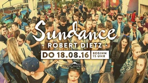 Sundance mit Robert Diez