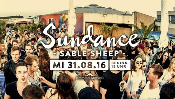 Sundance mit Sable Sheep