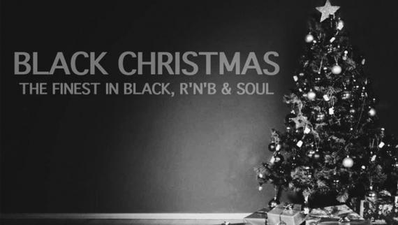 Black Christmas im Roof Garden