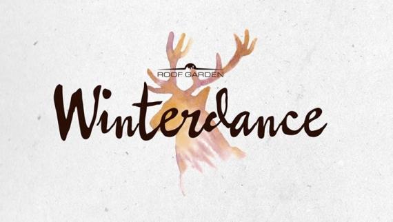 Winterdance auf dem Roof